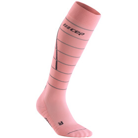 cep Reflective Socks Women, light rose